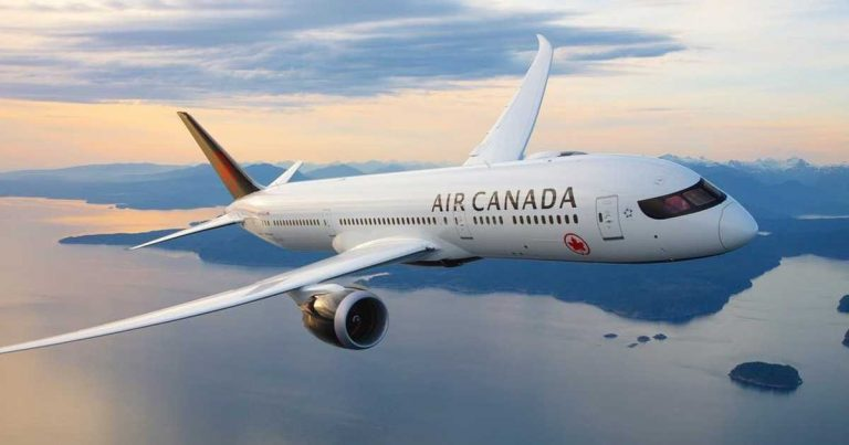 Air canada cheapest flights for canadians