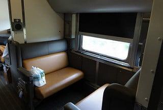 berth via rail