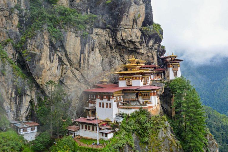 Bhutan smoke free country
