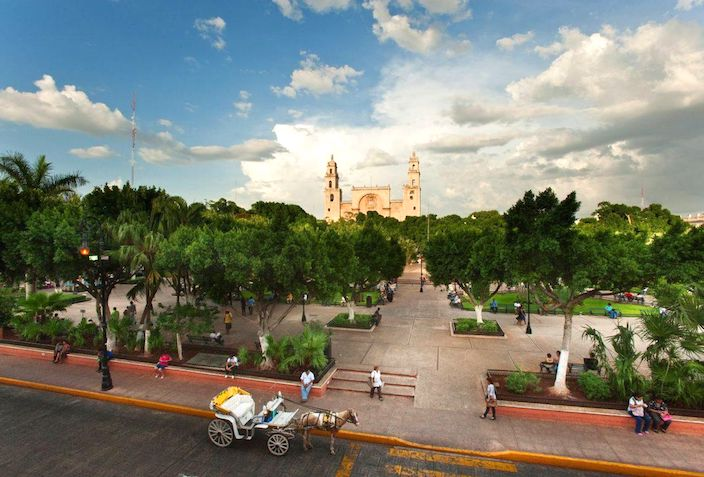 Merida mexico - inexpensive destination for canadian travelers