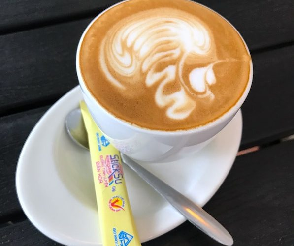 best restaurant for cappucino in Hoi An - Mia Coffee