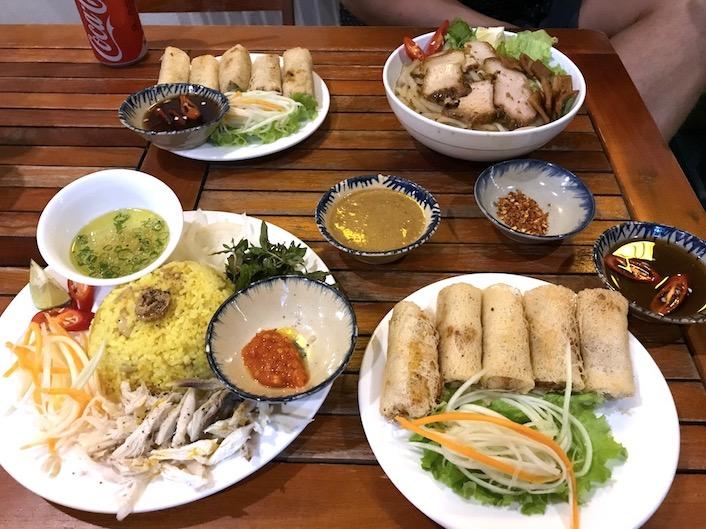 Nostalife restaurant - where to eat in Hoi An
