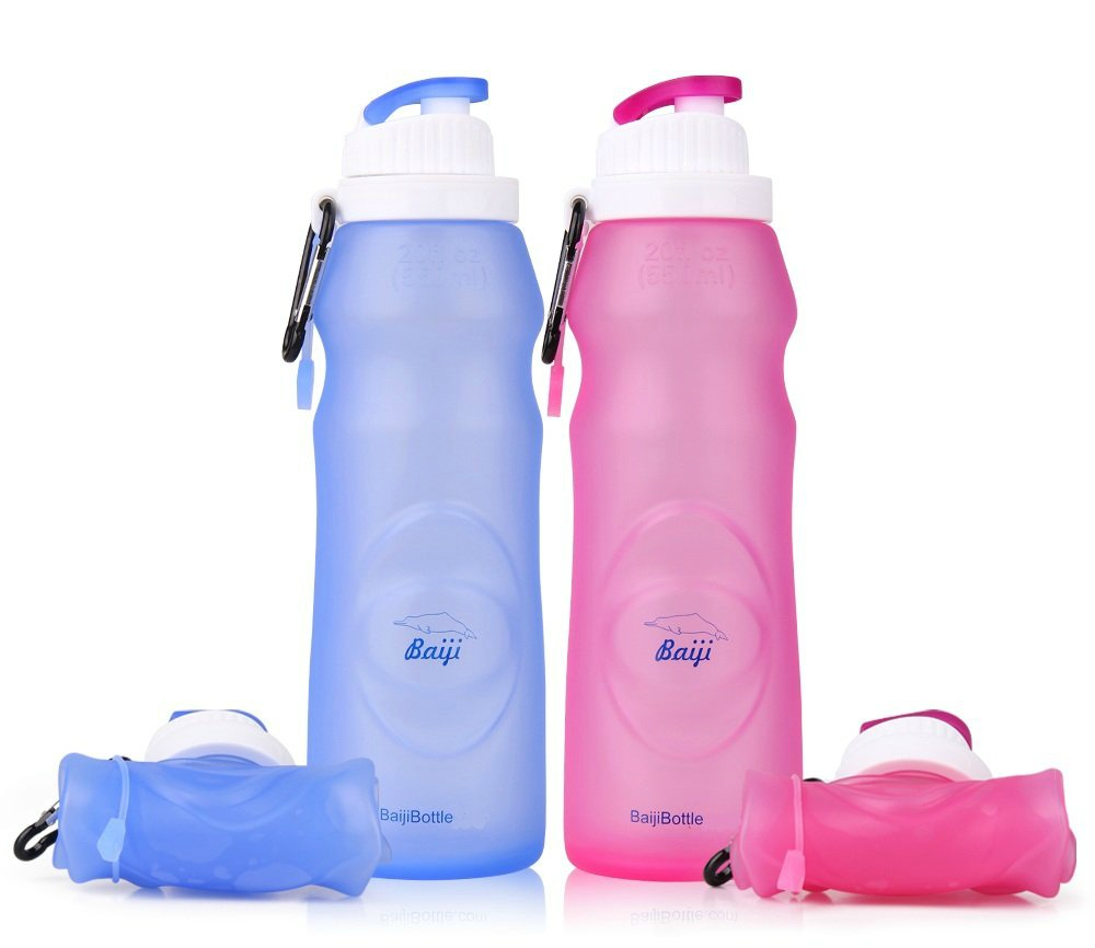 Sustainable Travel Water Bottle