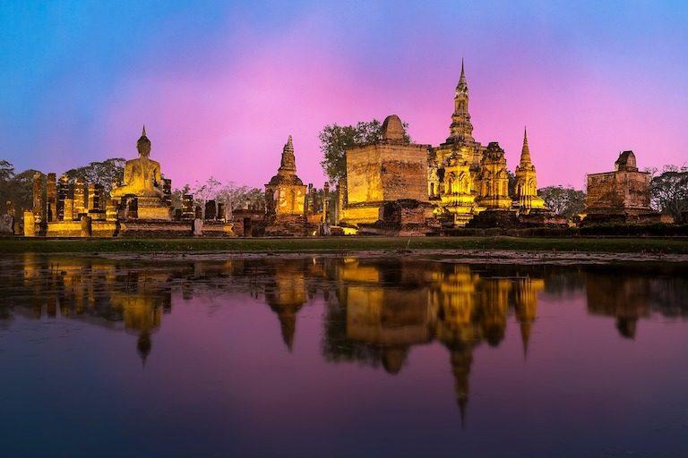 Thailand travel advisory alert
