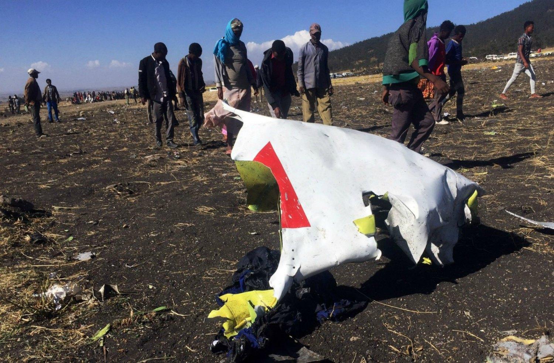 18 Canadians Dead Among Ethiopian Airlines Crash