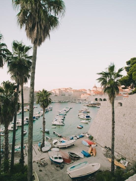 dubrovnik overtourism