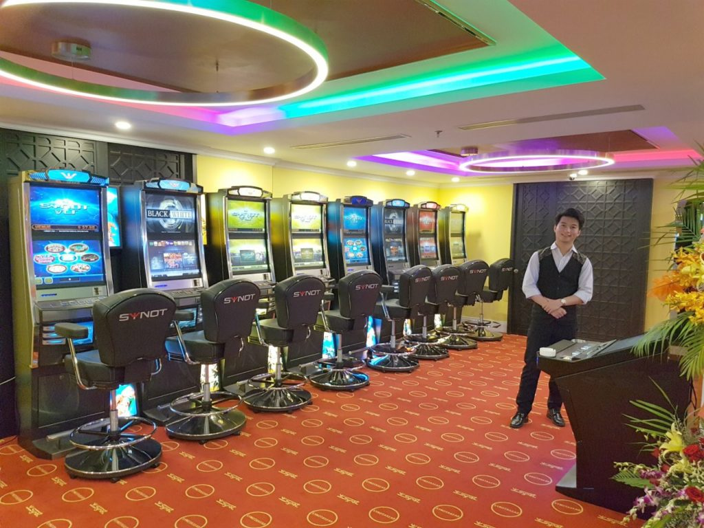 Gaming and Slot Machines Hoi An Casino