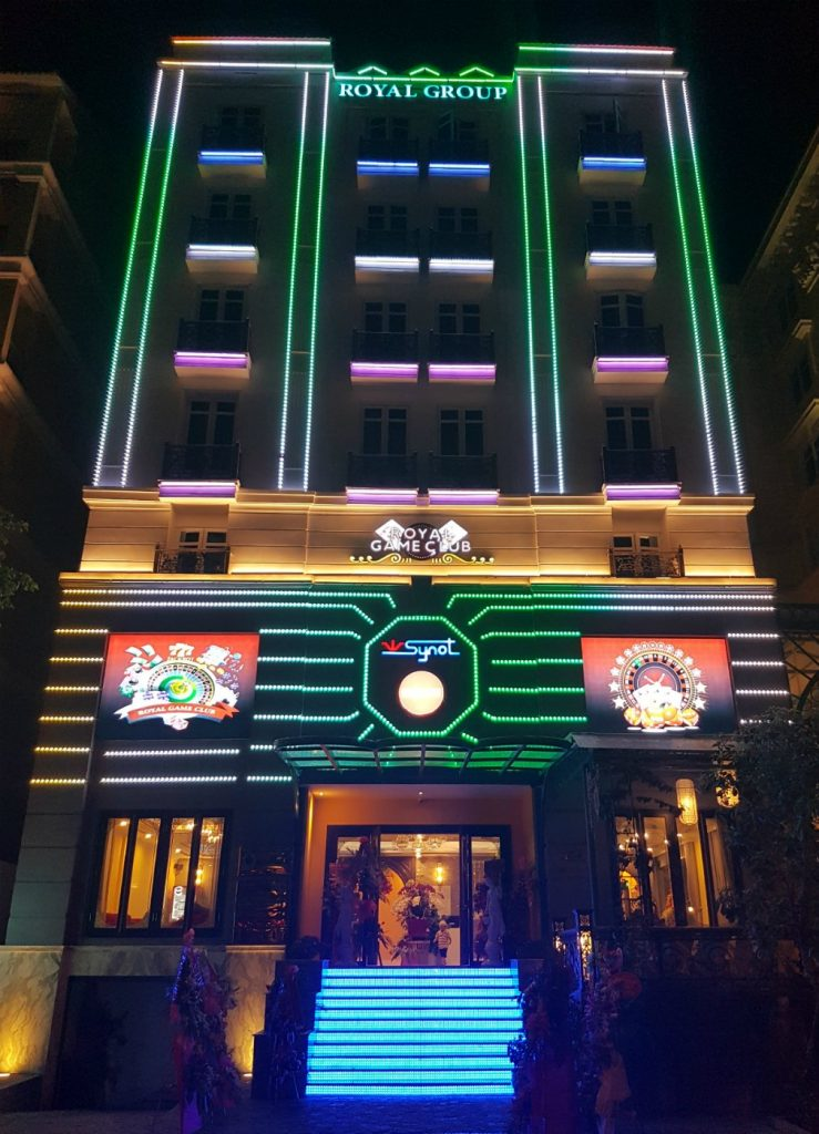 Hoi An Casino - Royal Game Club
