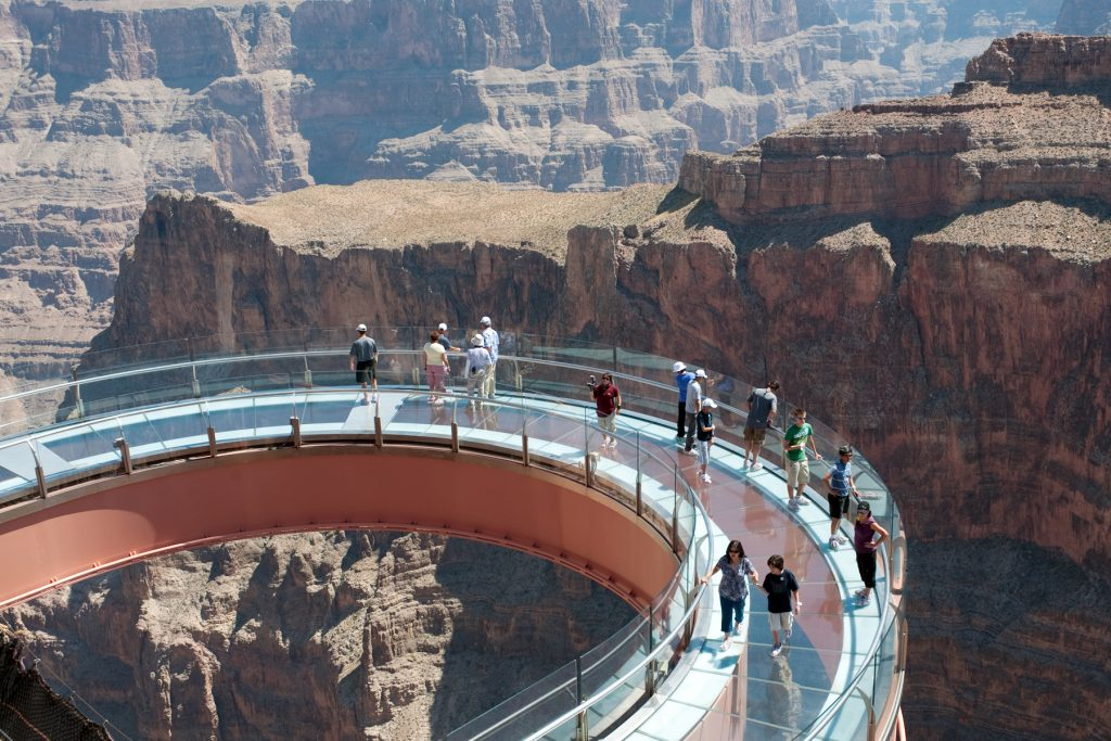 Man Falls At Grand Canyon Taking Photos