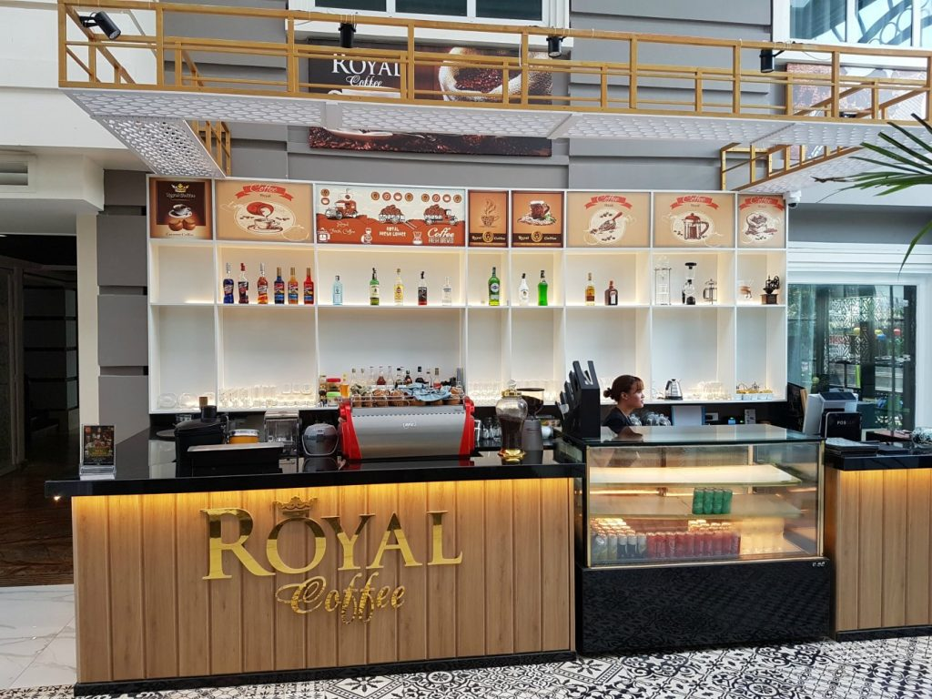 Royal Coffee Club HOi AN Casino