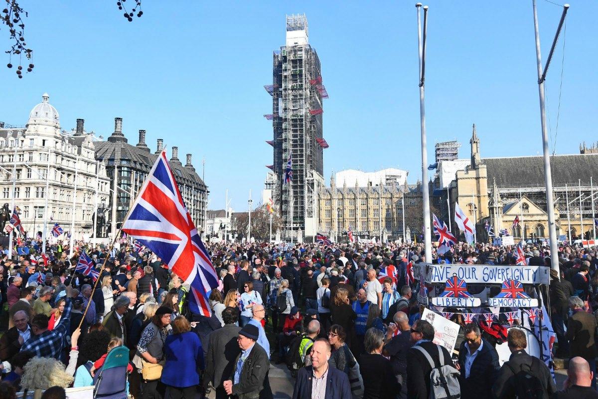 UK Travel Warning Amid Brexit