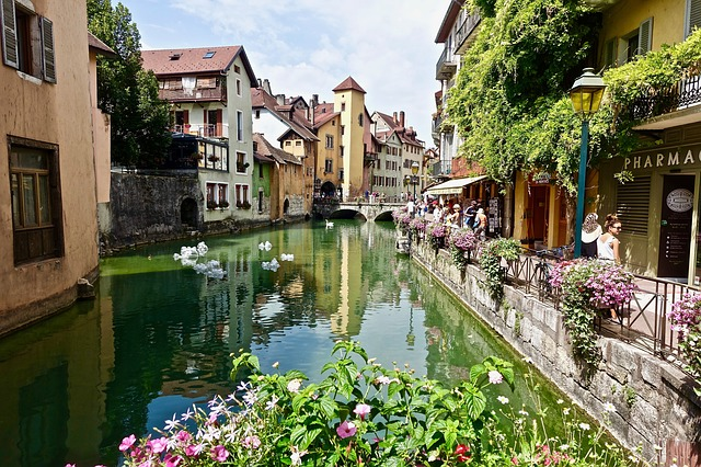 Annecy France is a great alternative city to Venice
