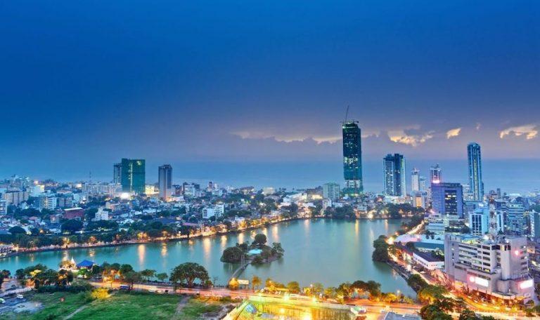 singapore alternative city - Colombo