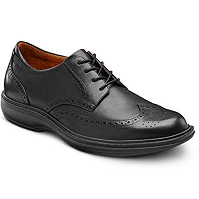 Dr. Comfort diabetic shoe with arch support