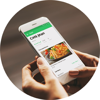 which hoi an restaurants are on the GrabFood app?