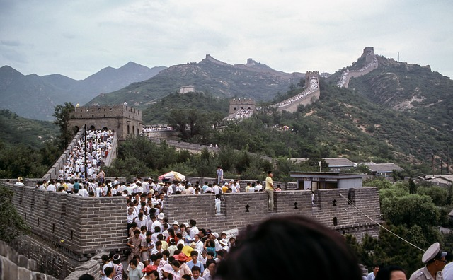 overtourism great wall of china