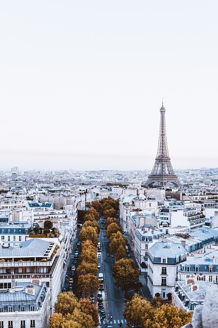 Most visited cities in the world - Paris