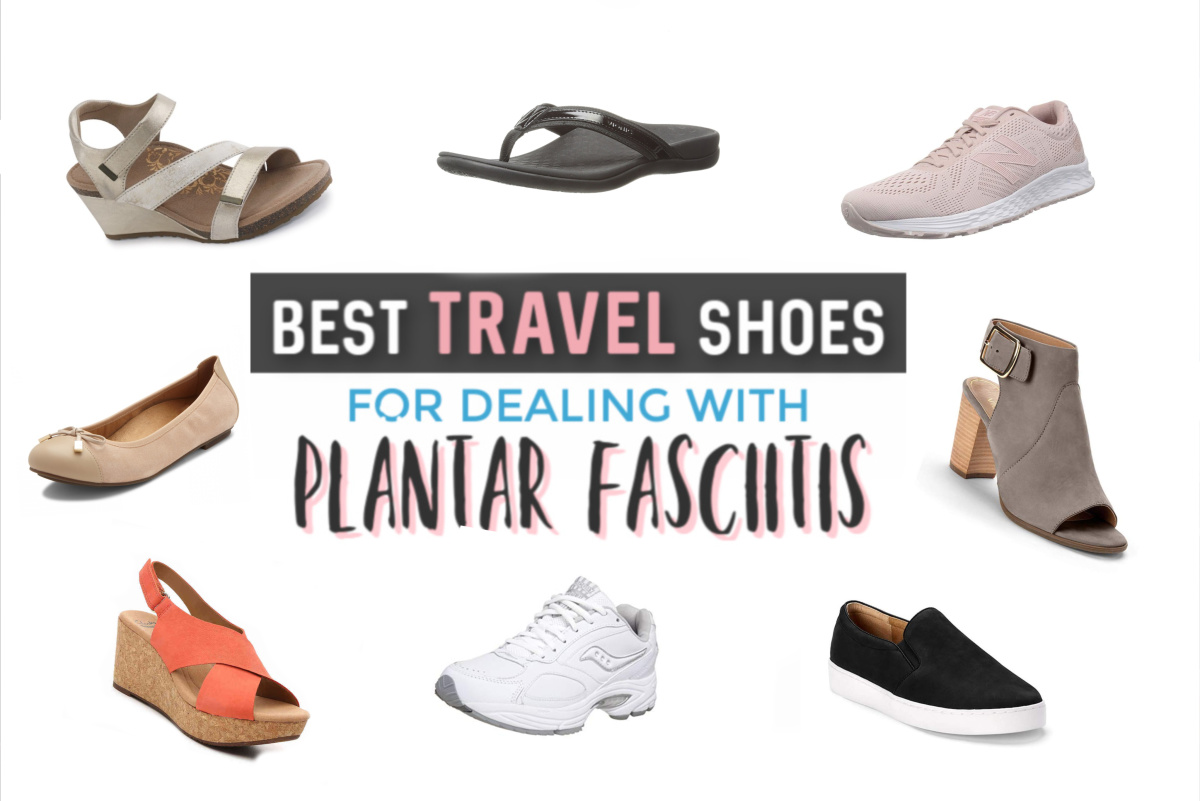 Best Travel Shoes For Plantar Fasciitis - Travel Off Path