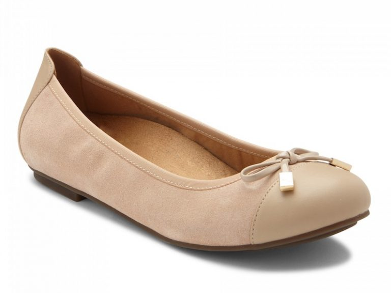 orthotic flat - womens shoes with arch support - vionic