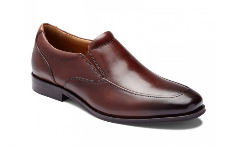 mens dress shoe orthotic support - Vionic Sullivan