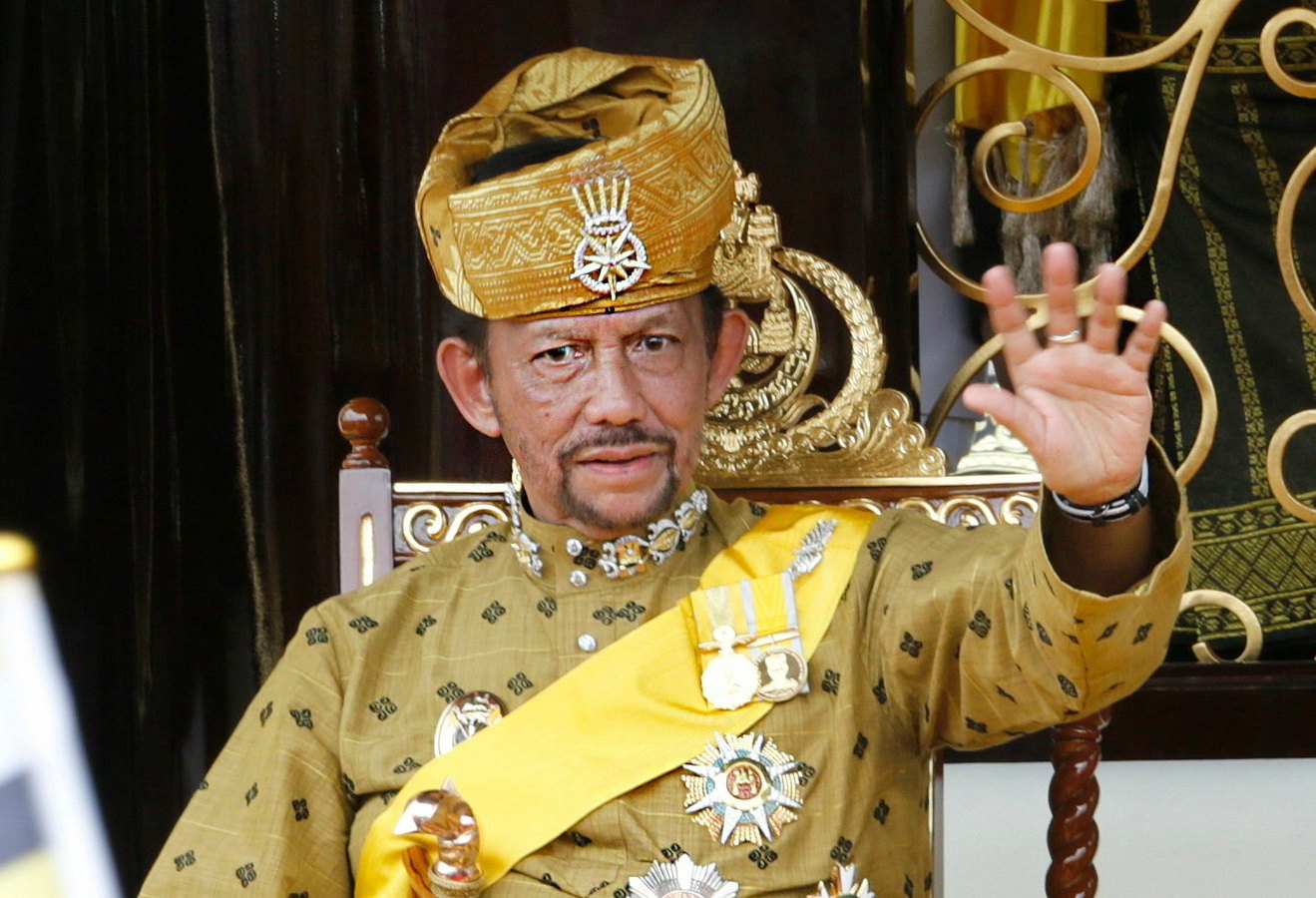 Gay Sexy And Adultery Punishable By Death by Stoning in Brunei