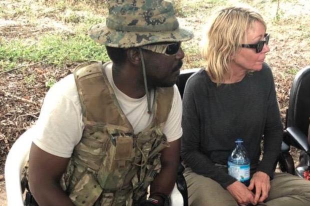 Kidnapped American Woman Rescued in Uganda
