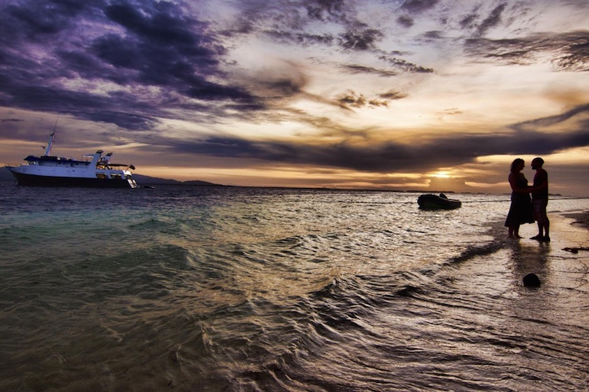 Visit the romantic Solomon Islands