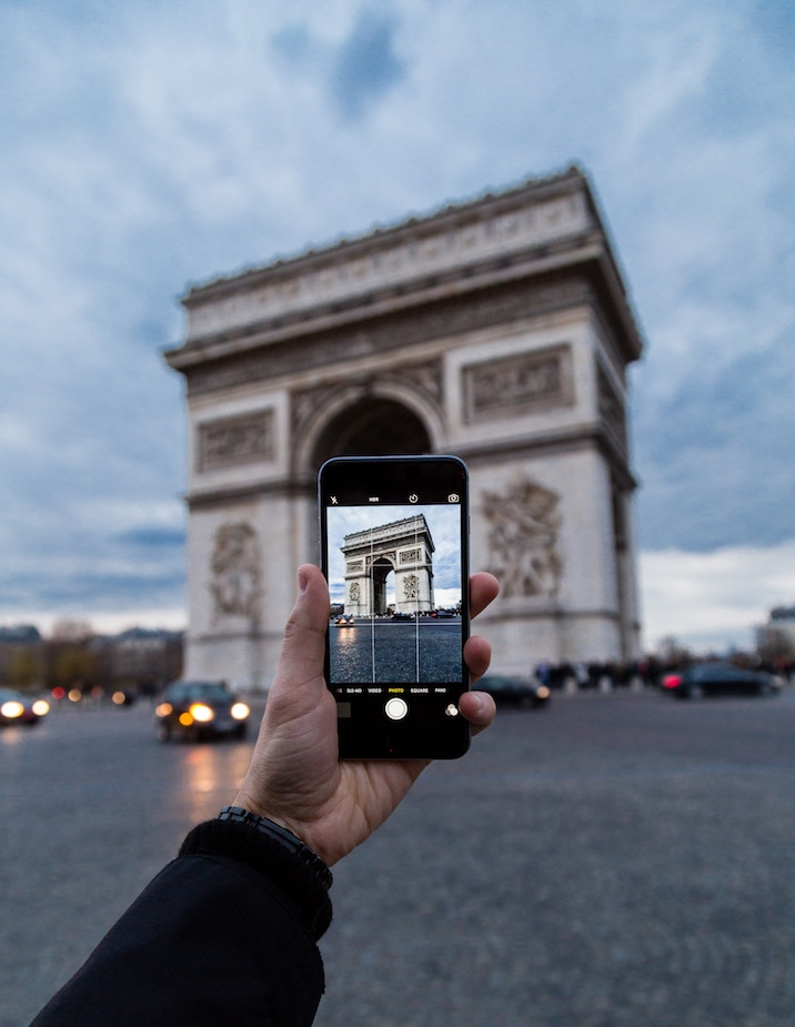 back up your travel photos in the cloud daily - safety tips for travel