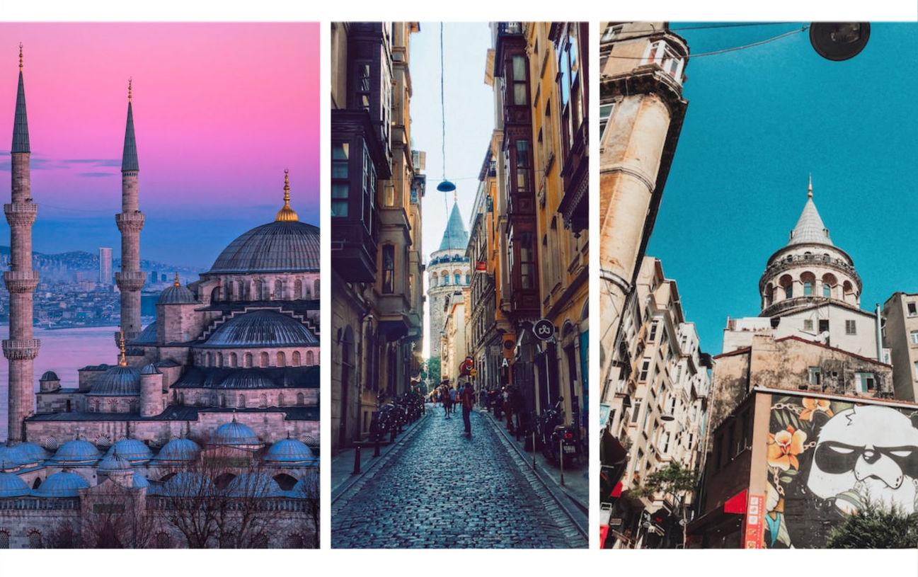 the 5 best neighborhoods in Instanbul