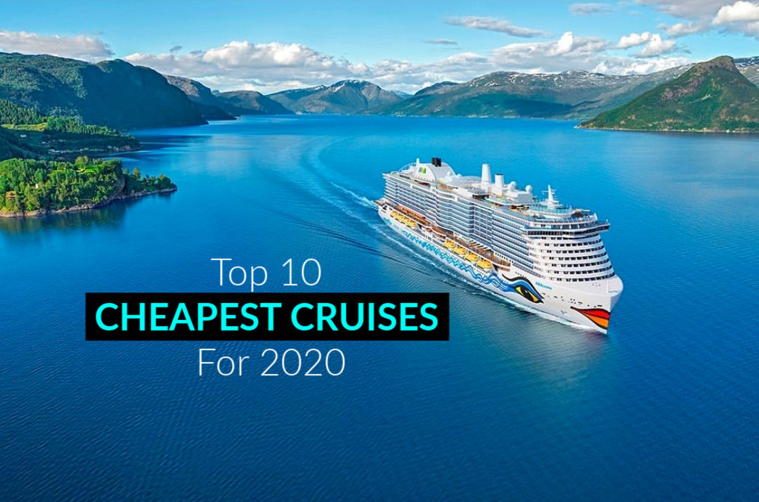 Cheapest Cruises 2020