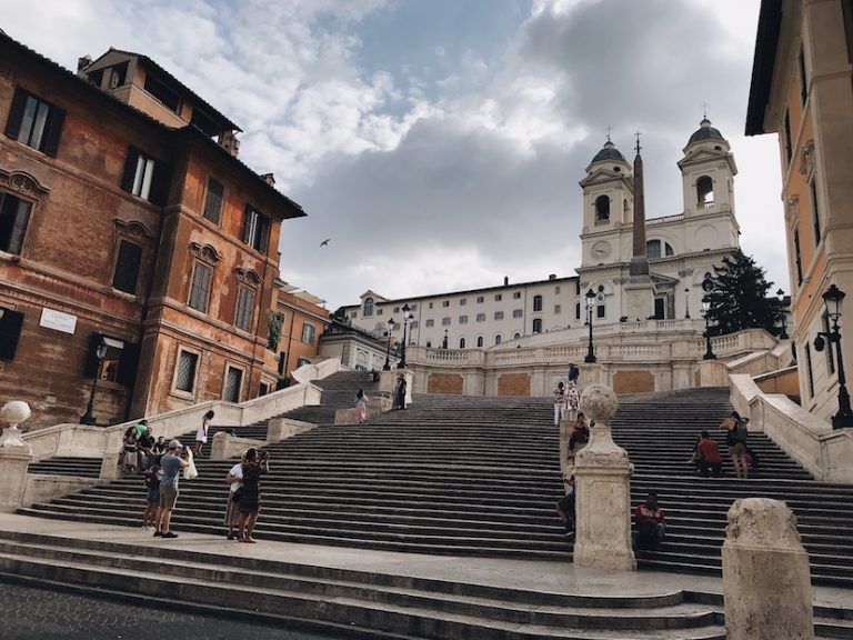 The Spanish Steps - Free things to do in Rome