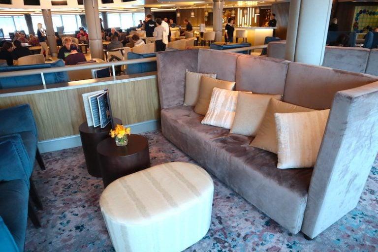 Celebrity Millennium - The new Rendezvous Lounge