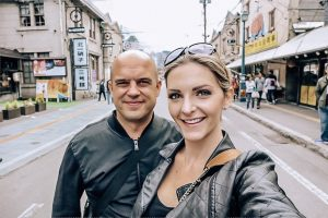 Contact Travel Off Path - Say Hi to Kashlee and Trevor