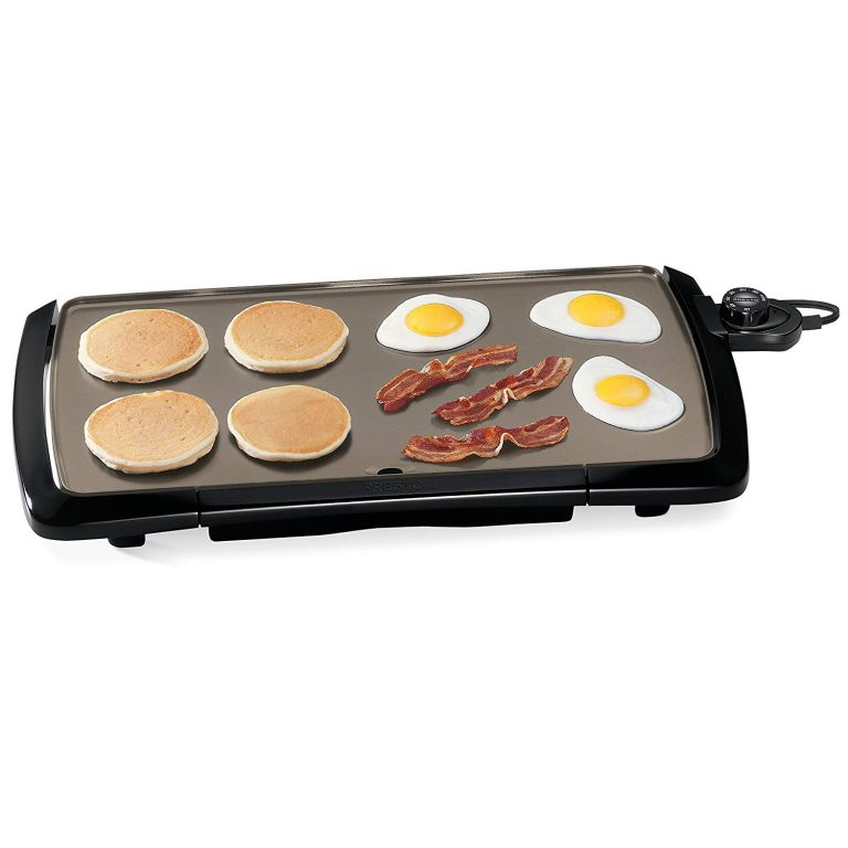Coolest RV accessories - Electric griddle
