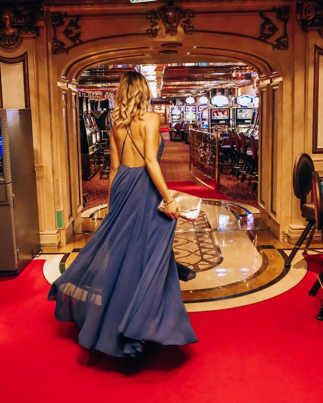 old red casino on celebrity millennium