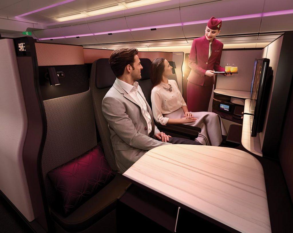 Qatar Airways Top Airline 2019