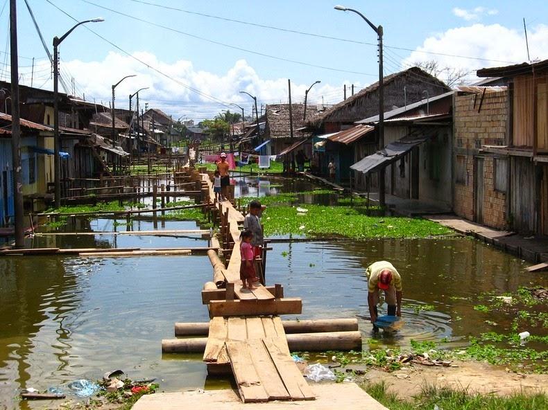 Travel to Iquitos, Peru