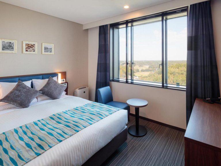 comfort double mystays narita hotel