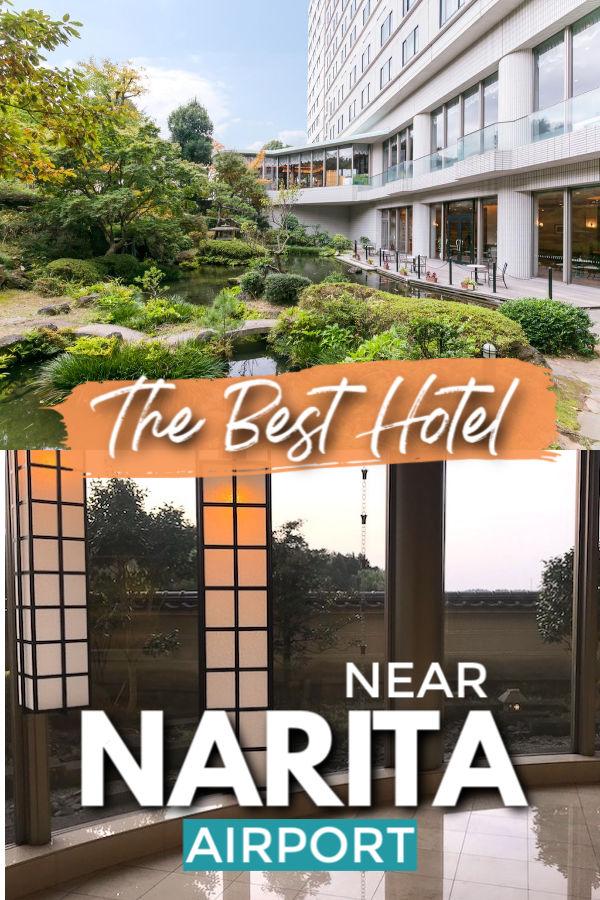 where to stay near narita airport