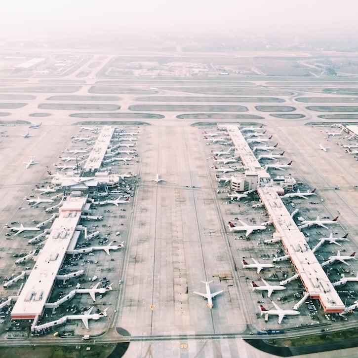 calgary and vancouver airport good for kelowna travelers