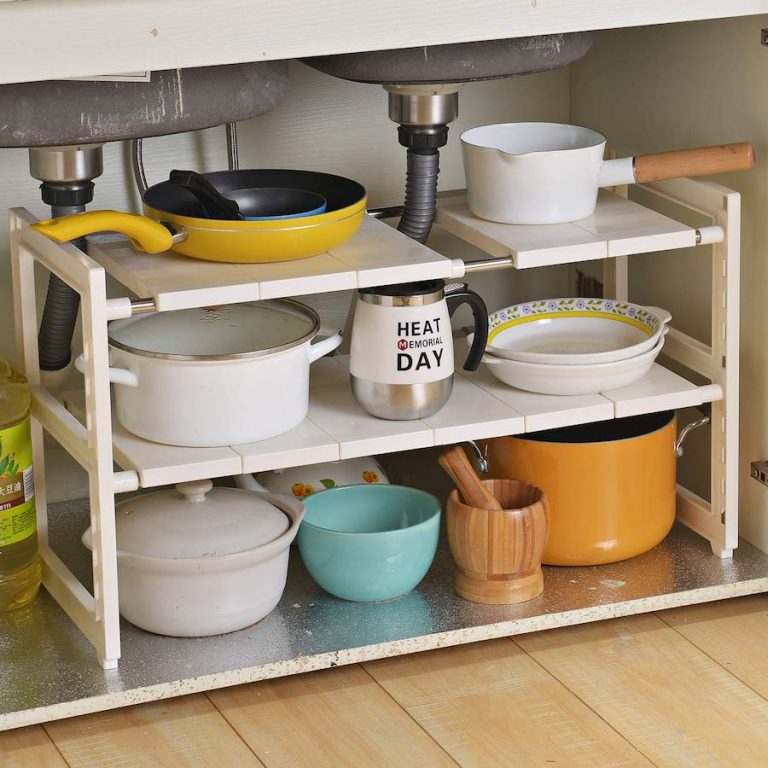 Top RV gadgets - under sink storage