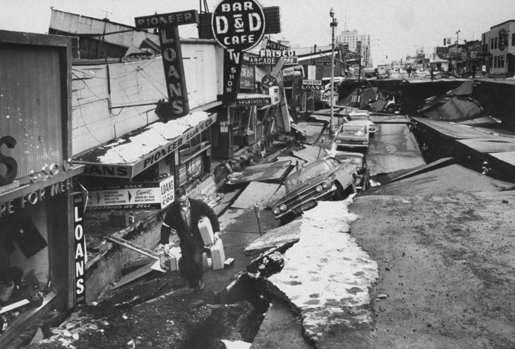 1964 Earthquake