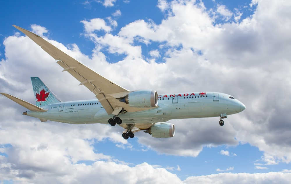 35 Passengers Injured After Air Canada Plane Hits Severe Turbulence