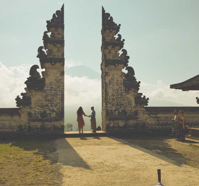 bali gates of heaven real