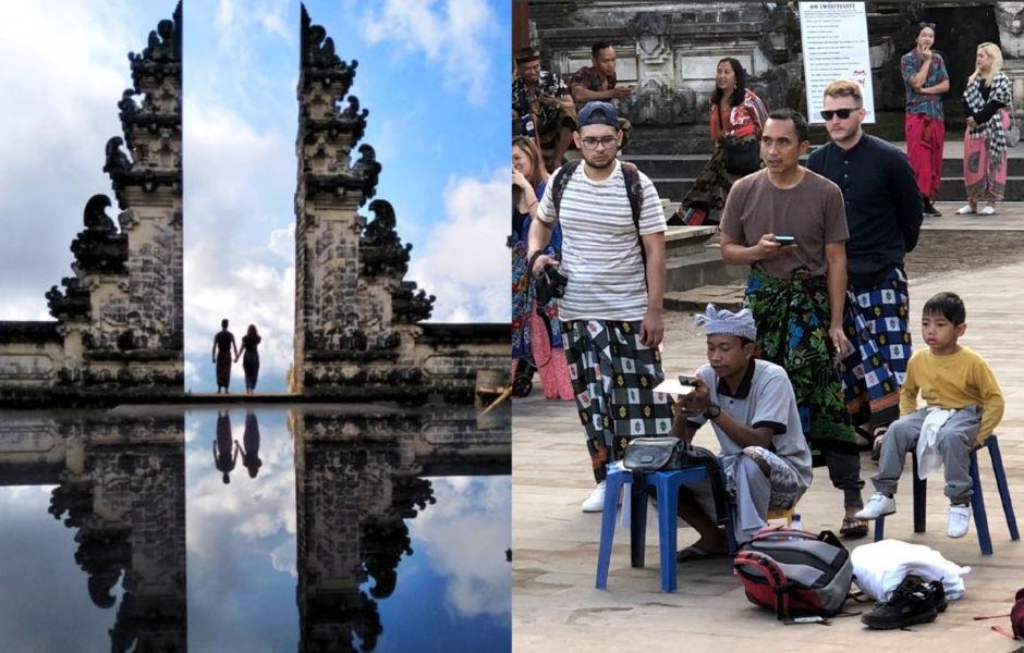 Bali Gates of Heaven Fake