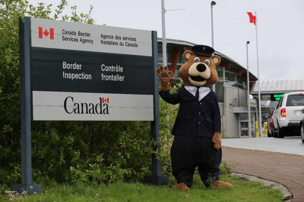 Canada Border Crossing