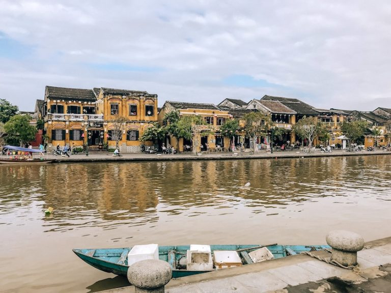 Moving to Hoi An