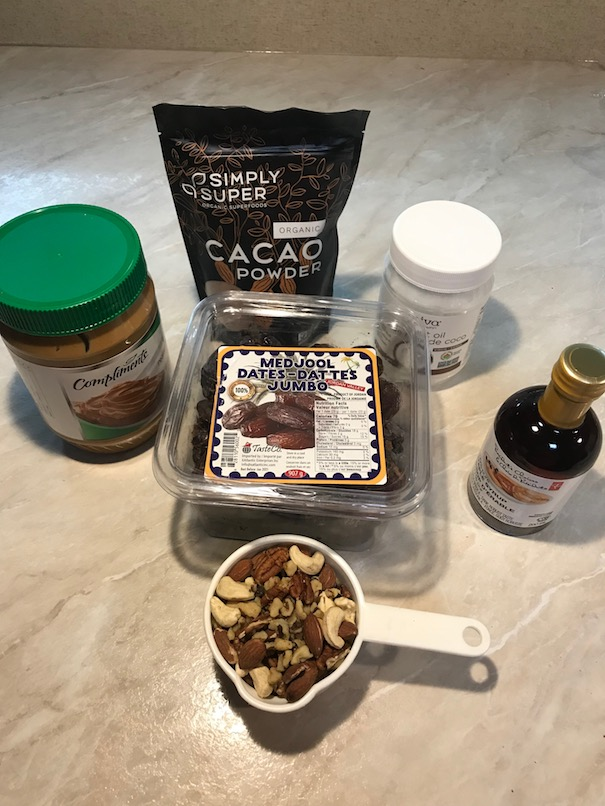 easy RV baking and desserts