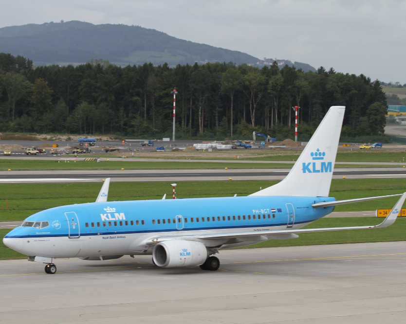 Klm Passenger upset with airline over breastfeeding policy