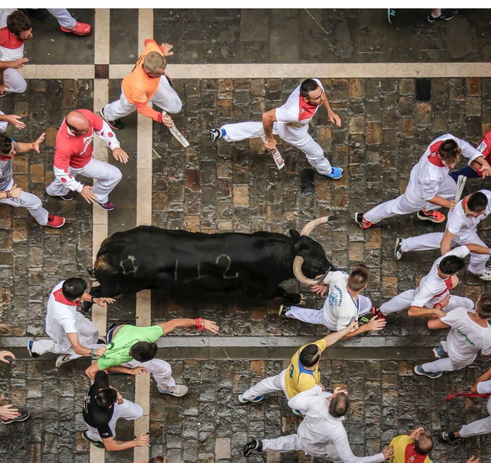 Running of the Bulls Tourist Trap